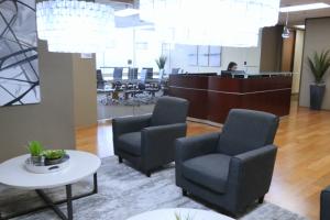 3010 interior waiting & reception